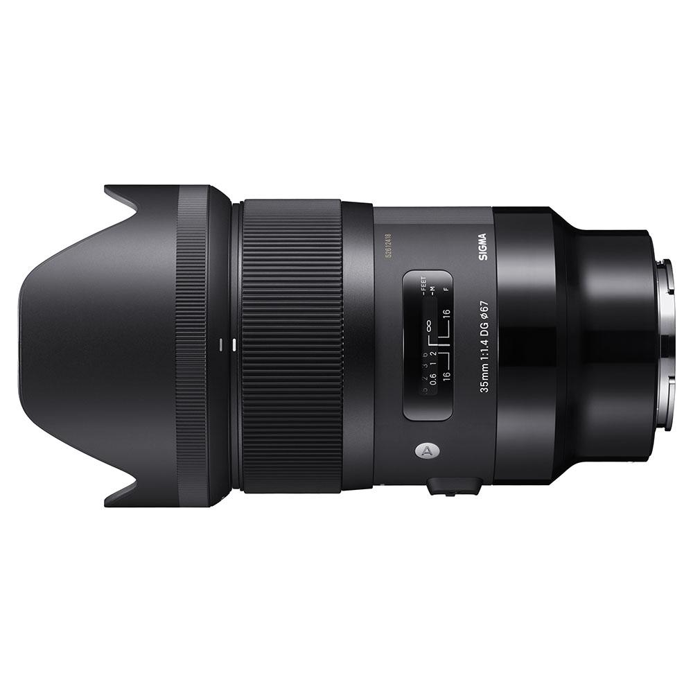 SIGMA(シグマ)35mm F1.4 DG Art ライカLマウント用