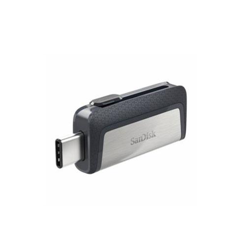 SanDisk(サンディスク) Ultra Dual USB+Type-Cフラッシュメモリー 32GB (海外パッケージ品)