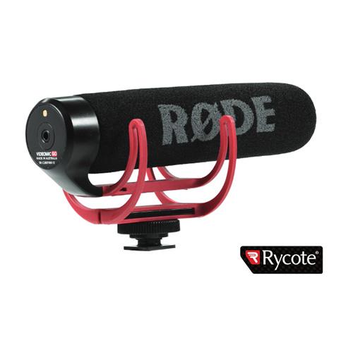 【アウトレット品】RODE(ロード) VIDEOMIC GO ビデオカメラ用マイク/ショットガンマイク