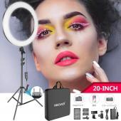 Neewer(ニューワー) 20インチ LEDリングライトキット
