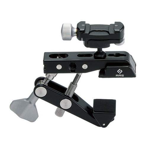 Really Right Stuff(リアリーライトスタッフ) Travel Clamp Kit with Flat Surface Adapters トラベルクランプキット