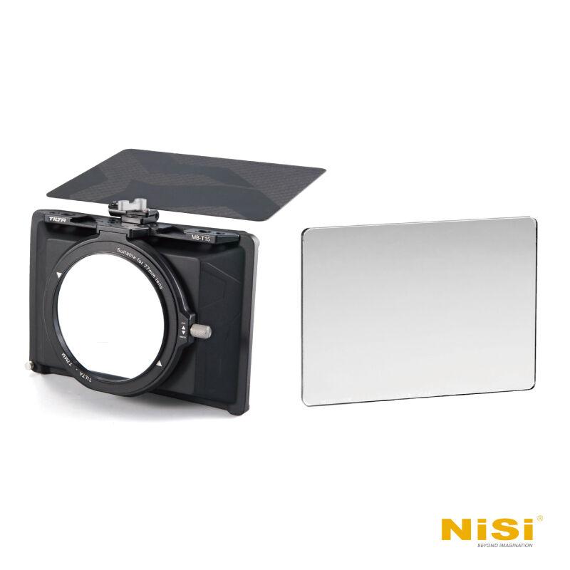 TILTA(ティルタ) TILTA MB-T15 & NiSi Nano IRND 4x5.65 0.3