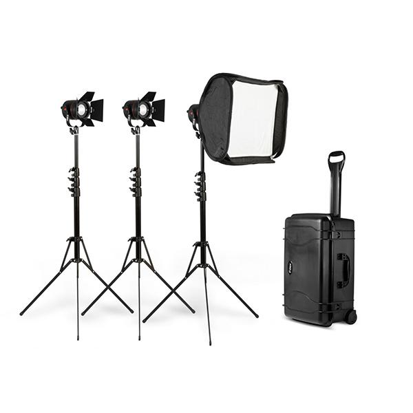 Fiilex Kit301 P360 3灯トラベルキット