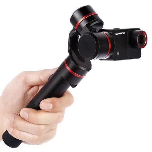 FEIYU TECH  SUMMON (4Kカメラ搭載 液晶モニター付きスタビライザー)