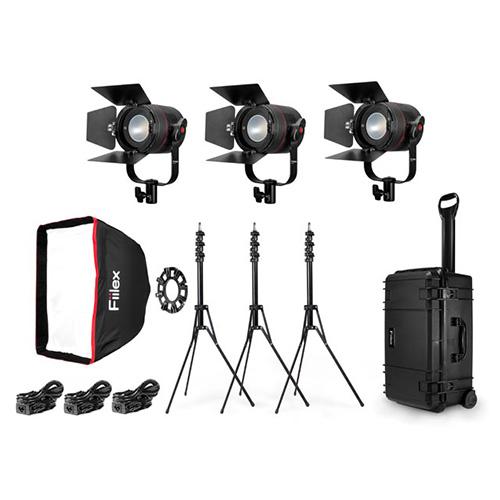 Fiilex(フィーレックス) P360 Pro 3灯セット K301P