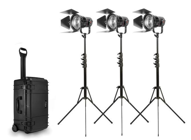 Fiilex(フィーレックス) P360 Pro Plus 3灯トラベルキット K305PPKit