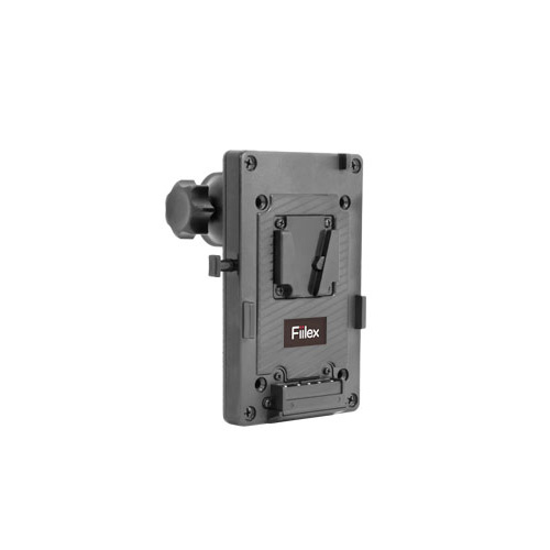 Fiilex(フィーレックス) V-Mount Battery Plate with Clamp /FLXA080