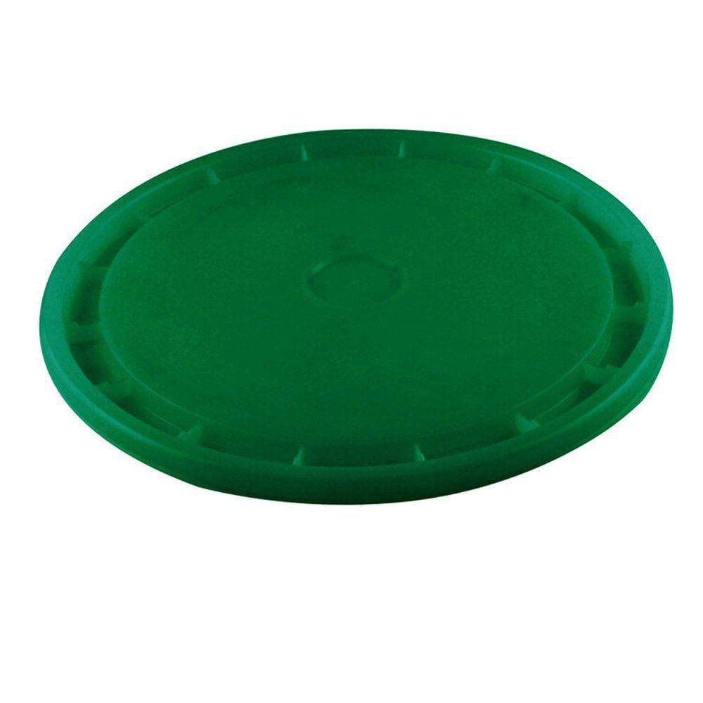 LEAKTITE(リークタイト) 5ガロンバケットリッド(フタ) グリーン LID-GR