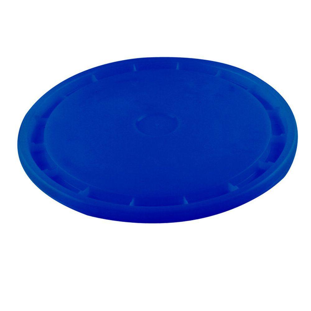LEAKTITE(リークタイト) 5ガロンバケットリッド(フタ) ブルー LID-BL