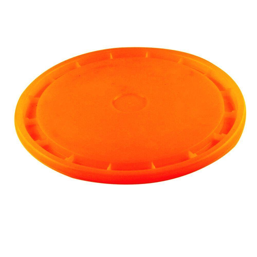 LEAKTITE(リークタイト) 5ガロンバケットリッド(フタ) オレンジ LID-OR