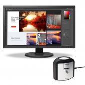 EIZO(エイゾー) ColorEdge 27型4Kカラーマネージメント液晶モニター CS2740 + i1 Display Pro セット