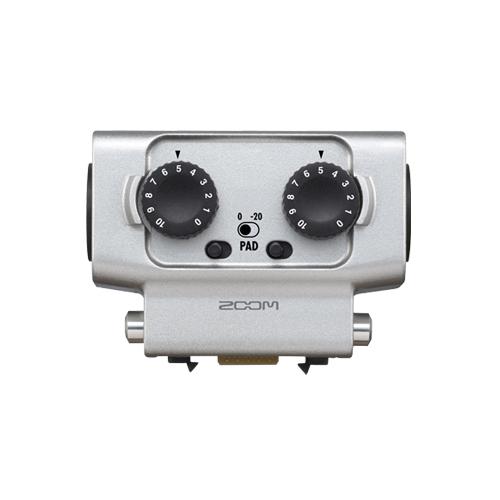 ZOOM(ズーム) デュアルXLR/TRSコンボカプセル EXH-6