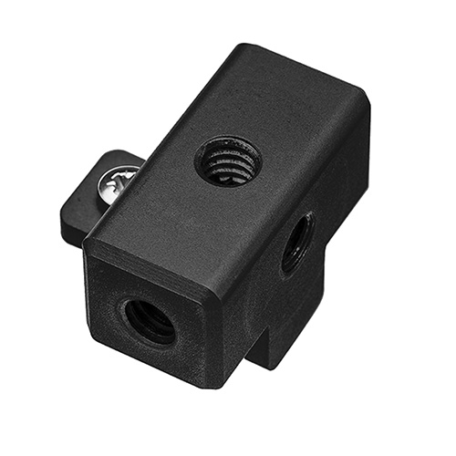 "Timecode Systems(タイムコードシステムズ) Aluminium Mounting Block 1/4"" threads for mini range"