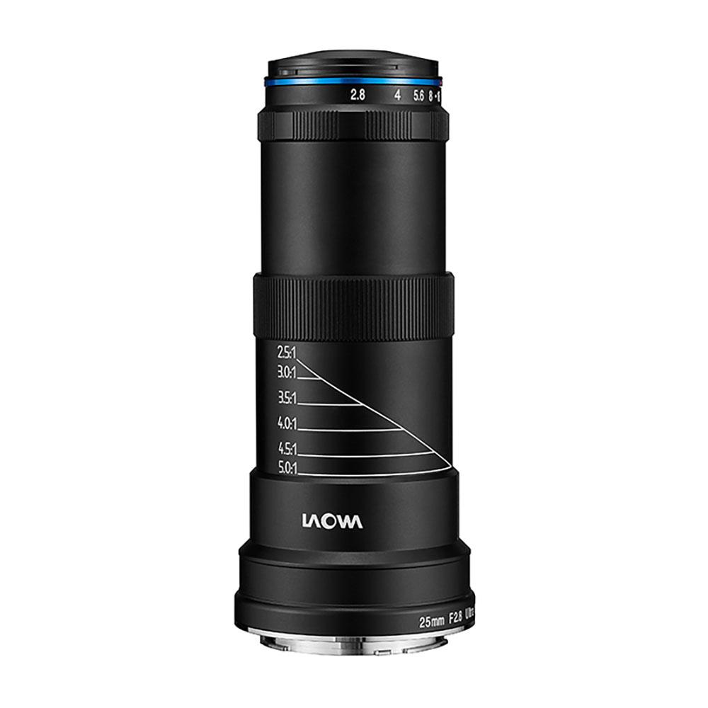 LAOWA(ラオワ) 25mm F2.8 2.5x-5x ULTRA MACRO キヤノンEF/LAO0030