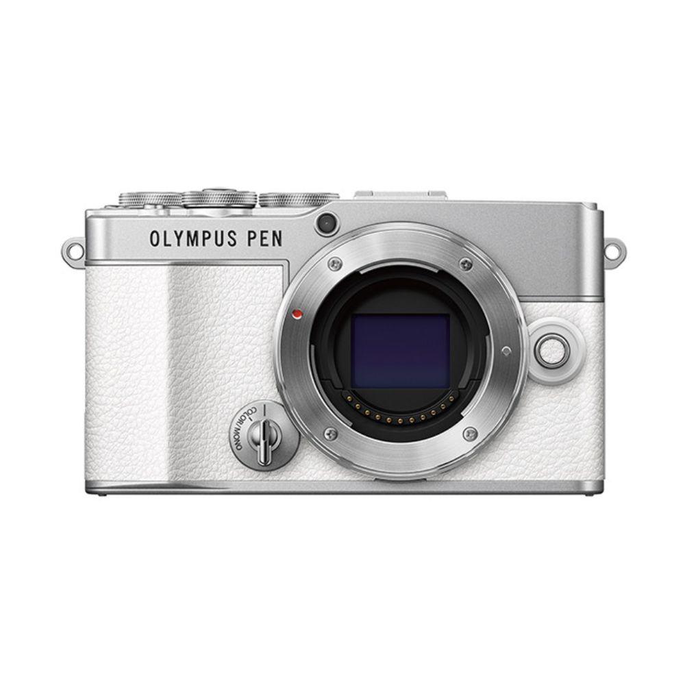 OLYMPUS(オリンパス) PEN E-P7 ミラーレスカメラ ボディー(ホワイト)