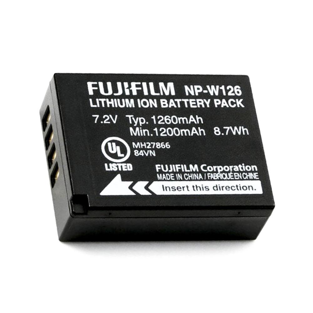 FUJIFILM(富士フイルム) 充電式バッテリー/NP-W126