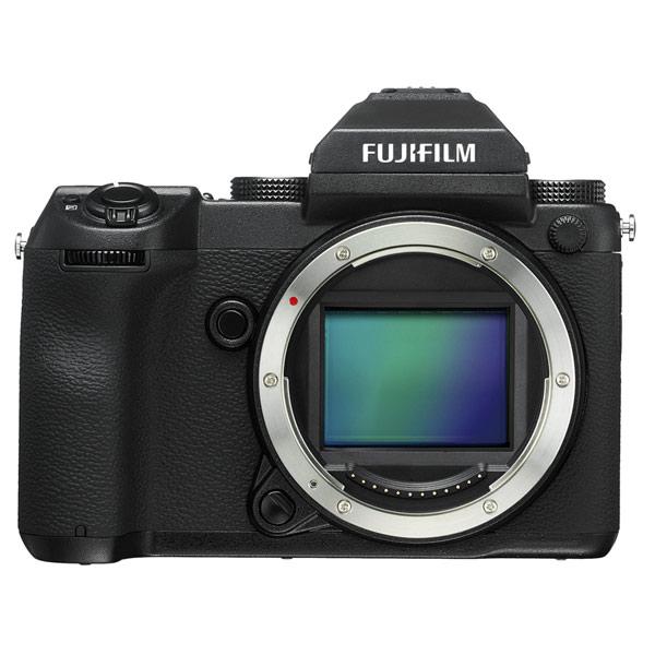 FUJIFILM(富士フイルム) 中判ミラーレスデジタルカメラ GFX 50S
