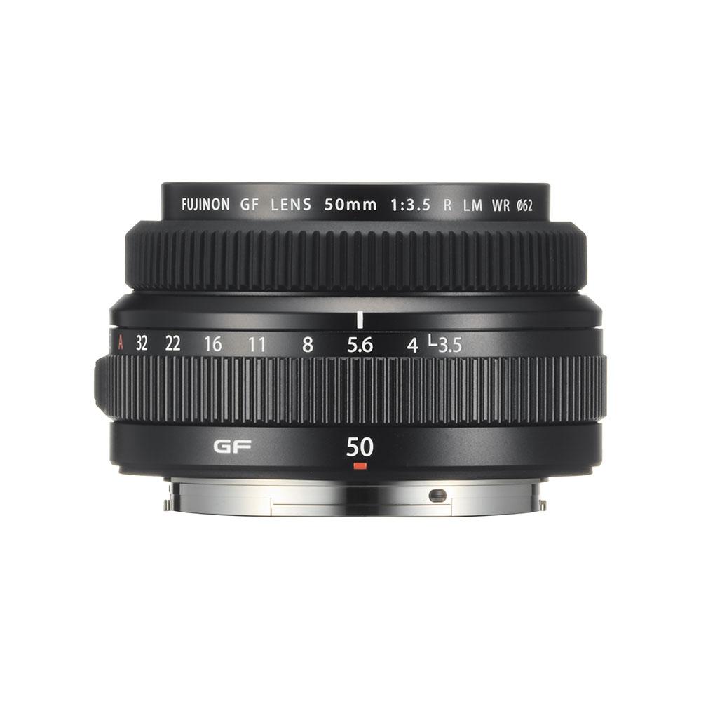 FUJIFILM(富士フイルム)GF50mmF3.5 R LM WR
