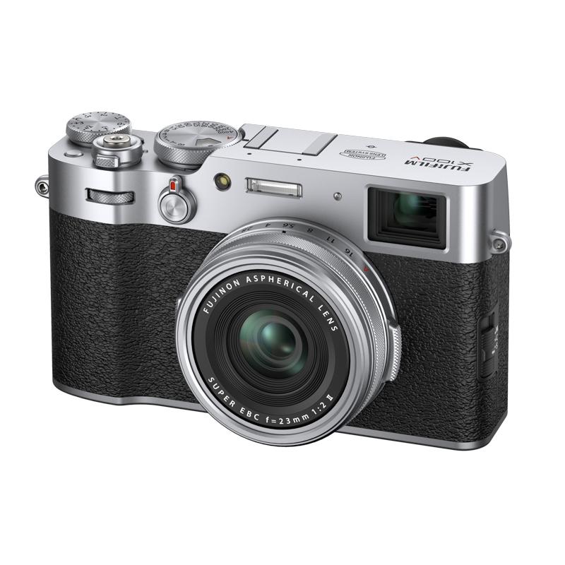 FUJIFILM(富士フイルム) FUJIFILM X100V-S デジタルカメラ シルバー