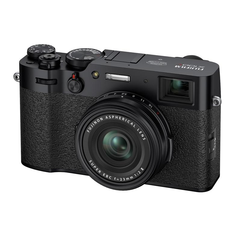 FUJIFILM(富士フイルム) FUJIFILM X100V-B デジタルカメラ ブラック
