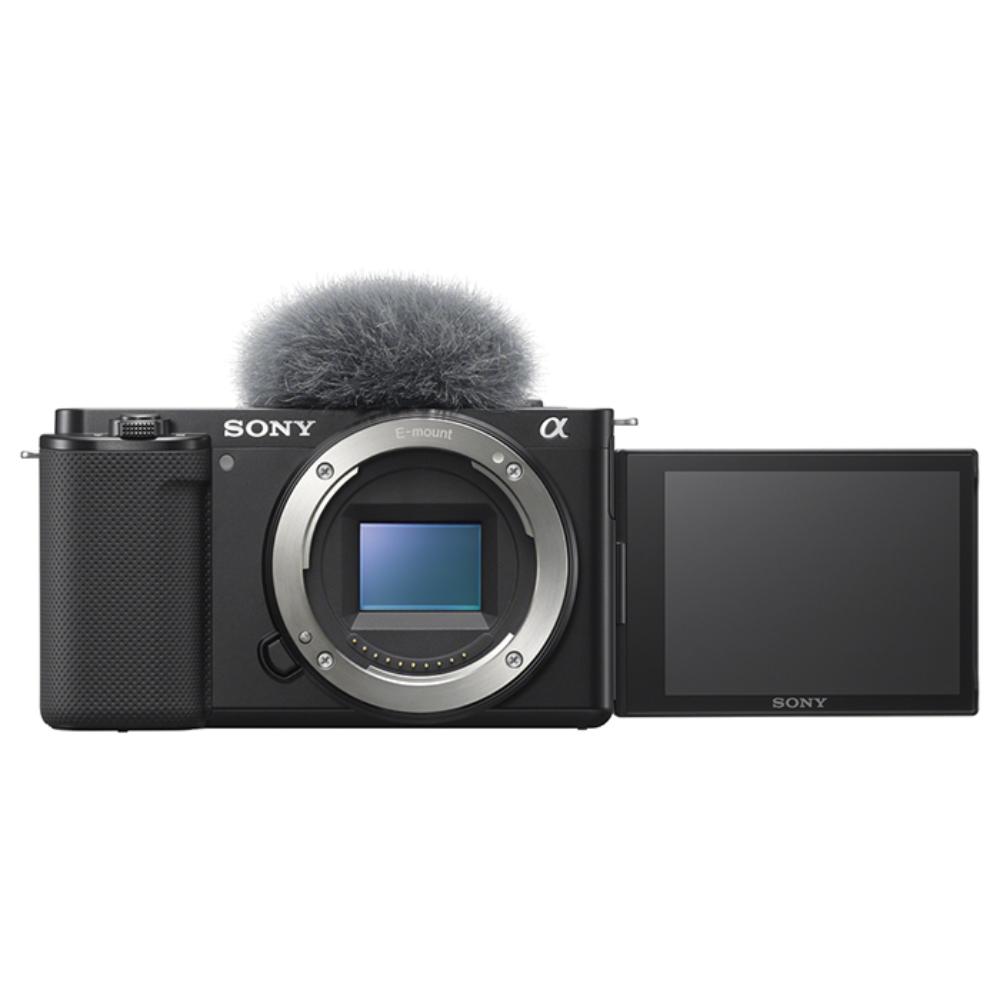 SONY(ソニー) VLOGCAM ZV-E10 デジタル一眼カメラ ボディ ブラック