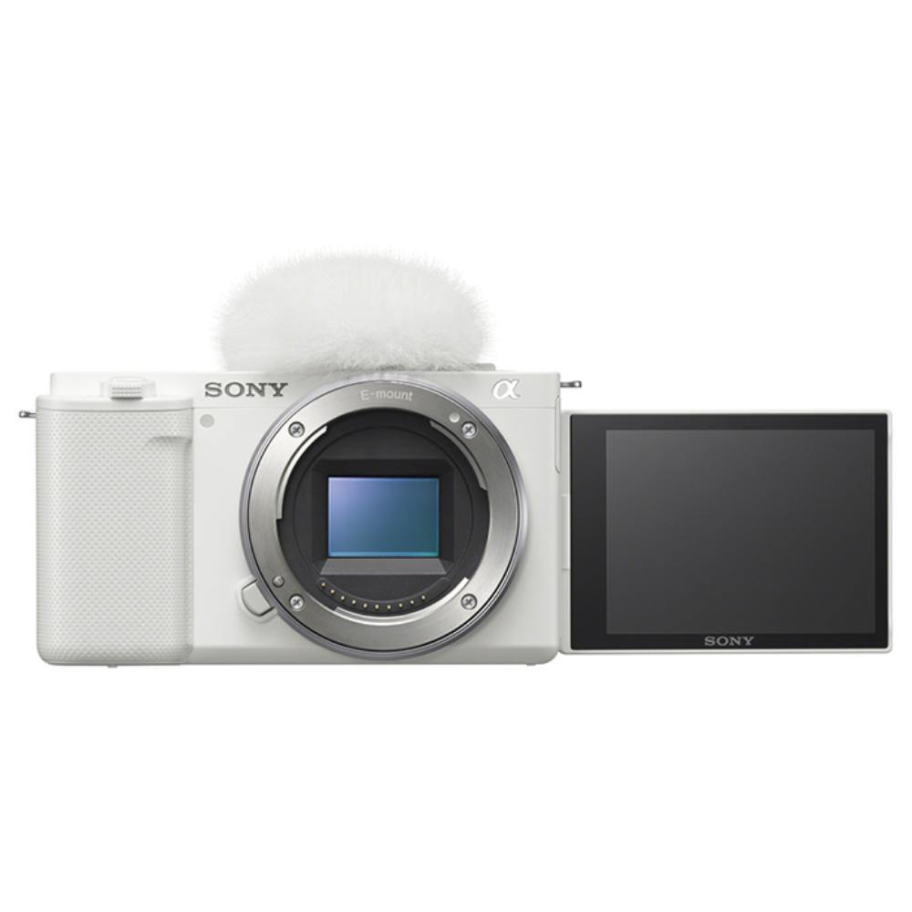 SONY(ソニー) VLOGCAM ZV-E10 デジタル一眼カメラ ボディ ホワイト
