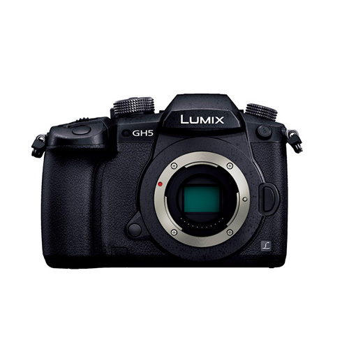 Panasonic(パナソニック) LUMIX GH5 ボディ ブラック/DC-GH5-K