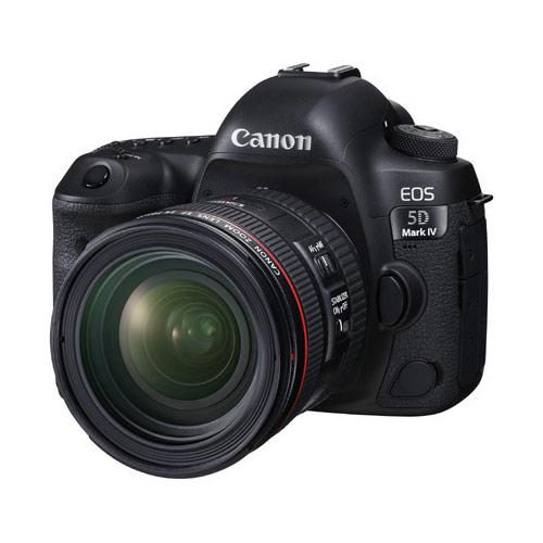 Canon(キヤノン) EOS 5D Mark IV・EF24-70 F4L IS USMレンズキット