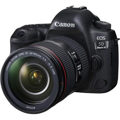 Canon(キヤノン) EOS 5D Mark IV・EF24-105L IS II USMレンズキット