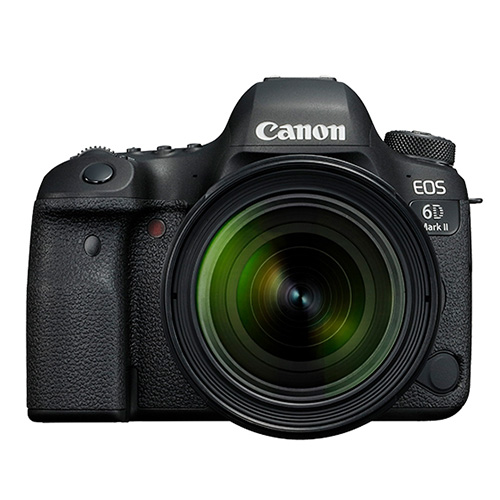 Canon(キヤノン) EOS 6D Mark II 24-70 F4L IS USM レンズキット +LP-E6Nプレゼント