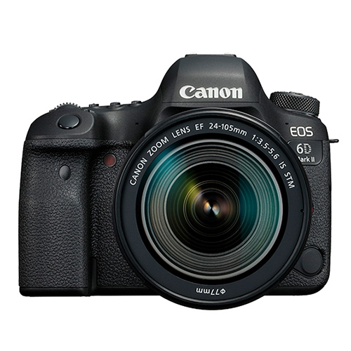 Canon(キヤノン) EOS 6D Mark II 24-105 IS STM レンズキット +LP-E6Nプレゼント
