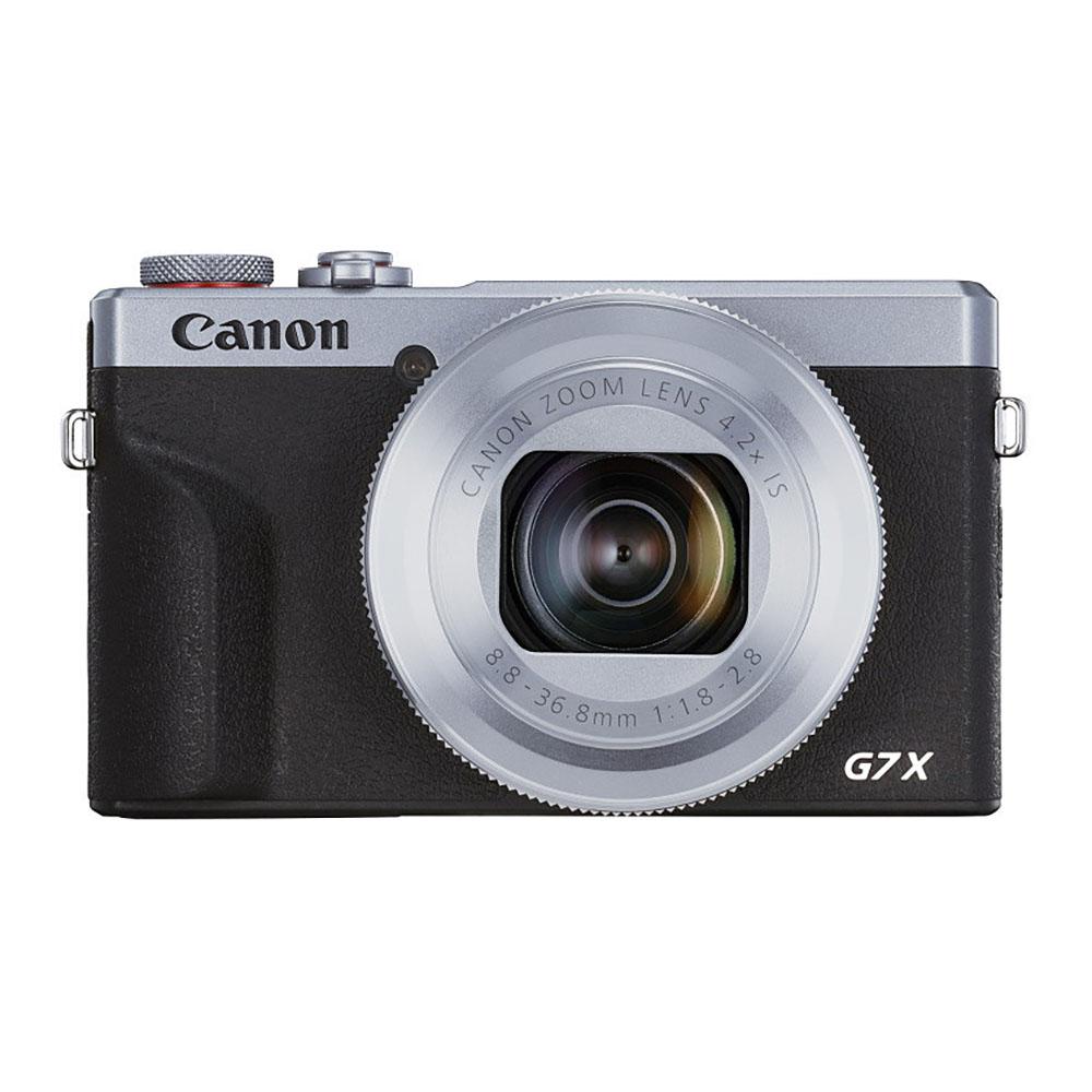 Canon(キヤノン)PowerShot G7 X Mark III (シルバー)