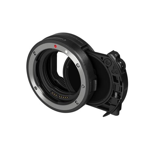 Canon(キヤノン) ドロップインフィルター マウントアダプター EF-EOS R 可変式NDフィルター A付