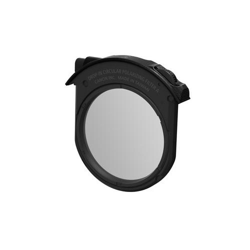 Canon(キヤノン) ドロップイン 円偏光フィルター A
