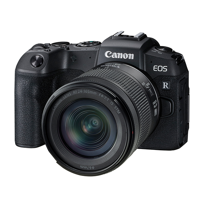 Canon(キヤノン) EOS RP・RF24-105 IS STM レンズキット