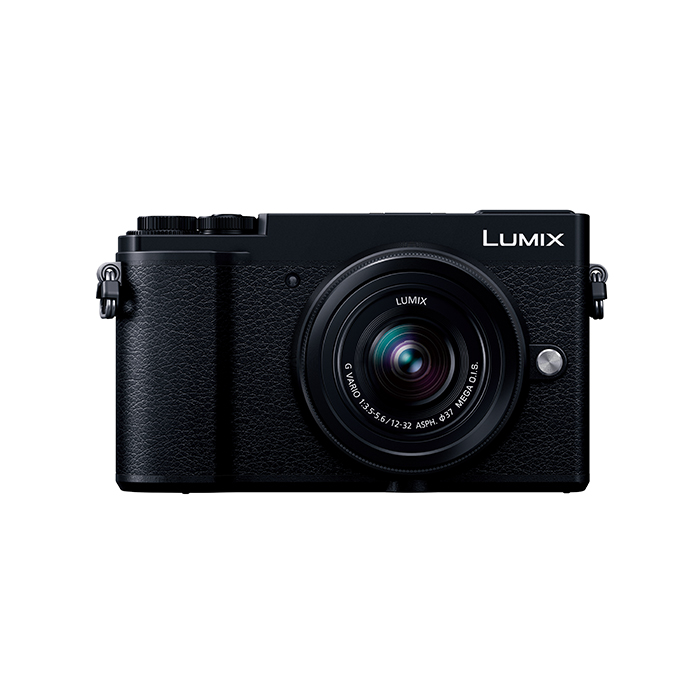 Panasonic(パナソニック) デジタル一眼カメラ LUMIX G VARIO 12-32mm/F3.5-5.6 ASPH./MEGA O.I.S. 標準レンズキット ブラック/DC-GX7MK3K-K