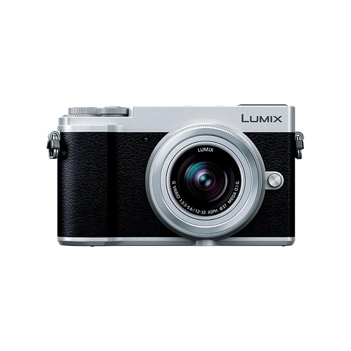 Panasonic(パナソニック) デジタル一眼カメラ LUMIX G VARIO 12-32mm/F3.5-5.6 ASPH./MEGA O.I.S. 標準レンズキット シルバー/DC-GX7MK3K-S