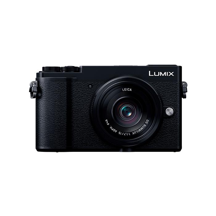 Panasonic(パナソニック) デジタル一眼カメラ LEICA DG SUMMILUX 15mm/F1.7 ASPH. レンズキット ブラック/DC-GX7MK3L-K