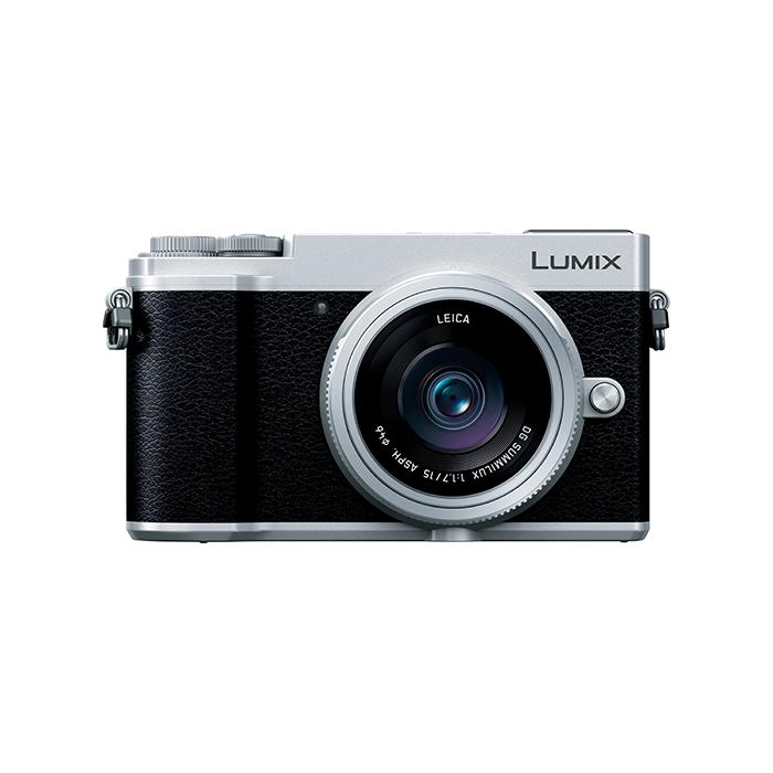 Panasonic(パナソニック) デジタル一眼カメラ LEICA DG SUMMILUX 15mm/F1.7 ASPH. レンズキット シルバー/DC-GX7MK3L-S
