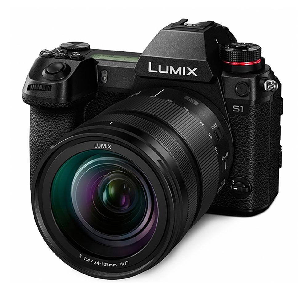 Panasonic(パナソニック) LUMIX DC-S1M(レンズキット/ブラック)