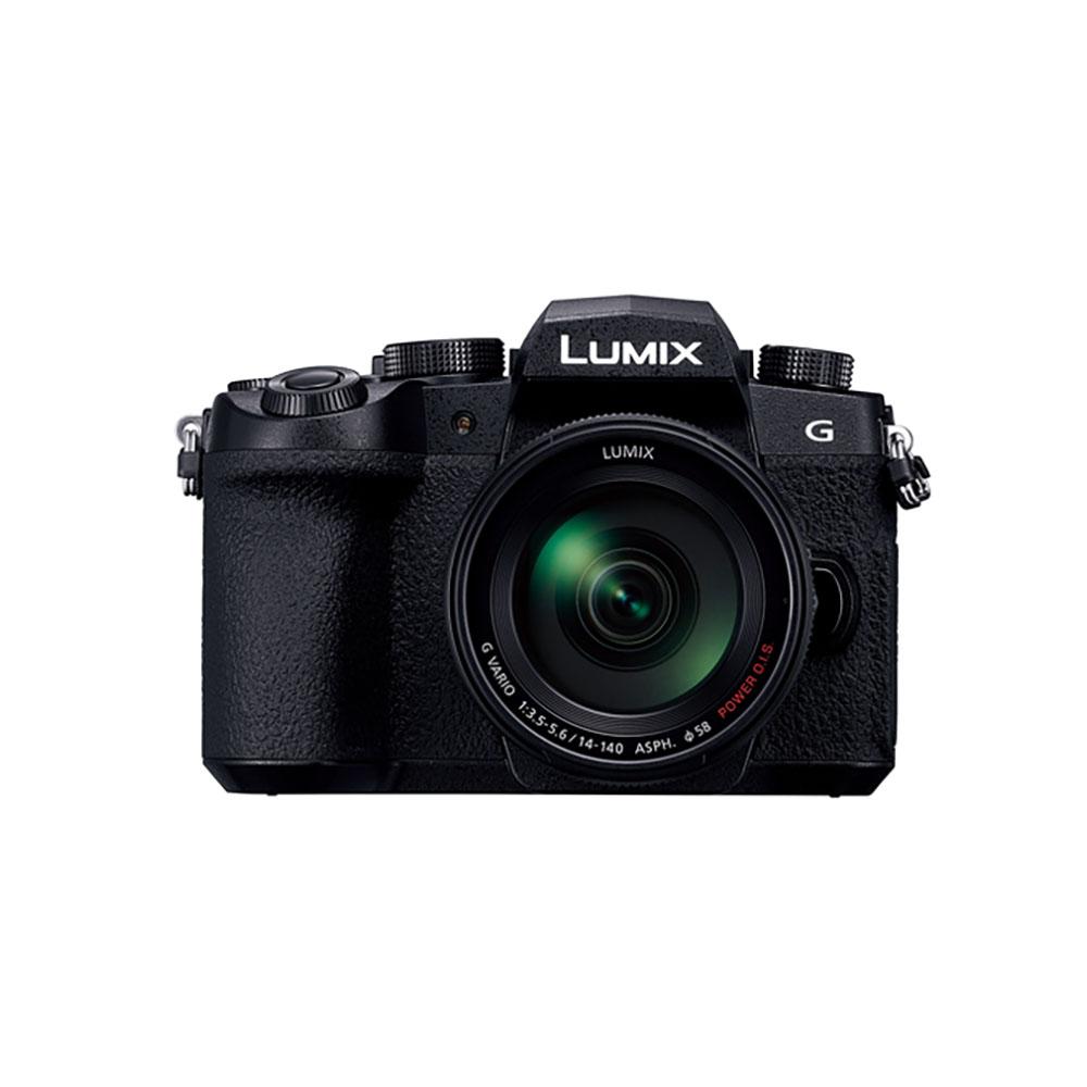 Panasonic(パナソニック)ミラーレス デジタル一眼カメラ レンズキット ブラック/DC-G99H-K