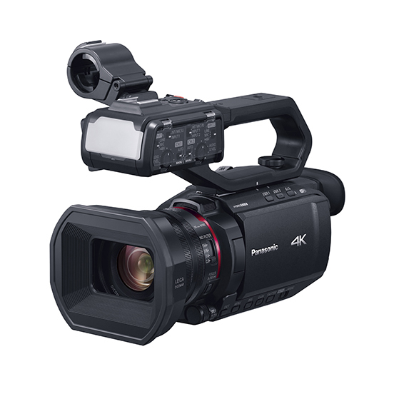 Panasonic(パナソニック) デジタル4Kビデオカメラ ブラック ハンドルユニット付き HC-X2000-K