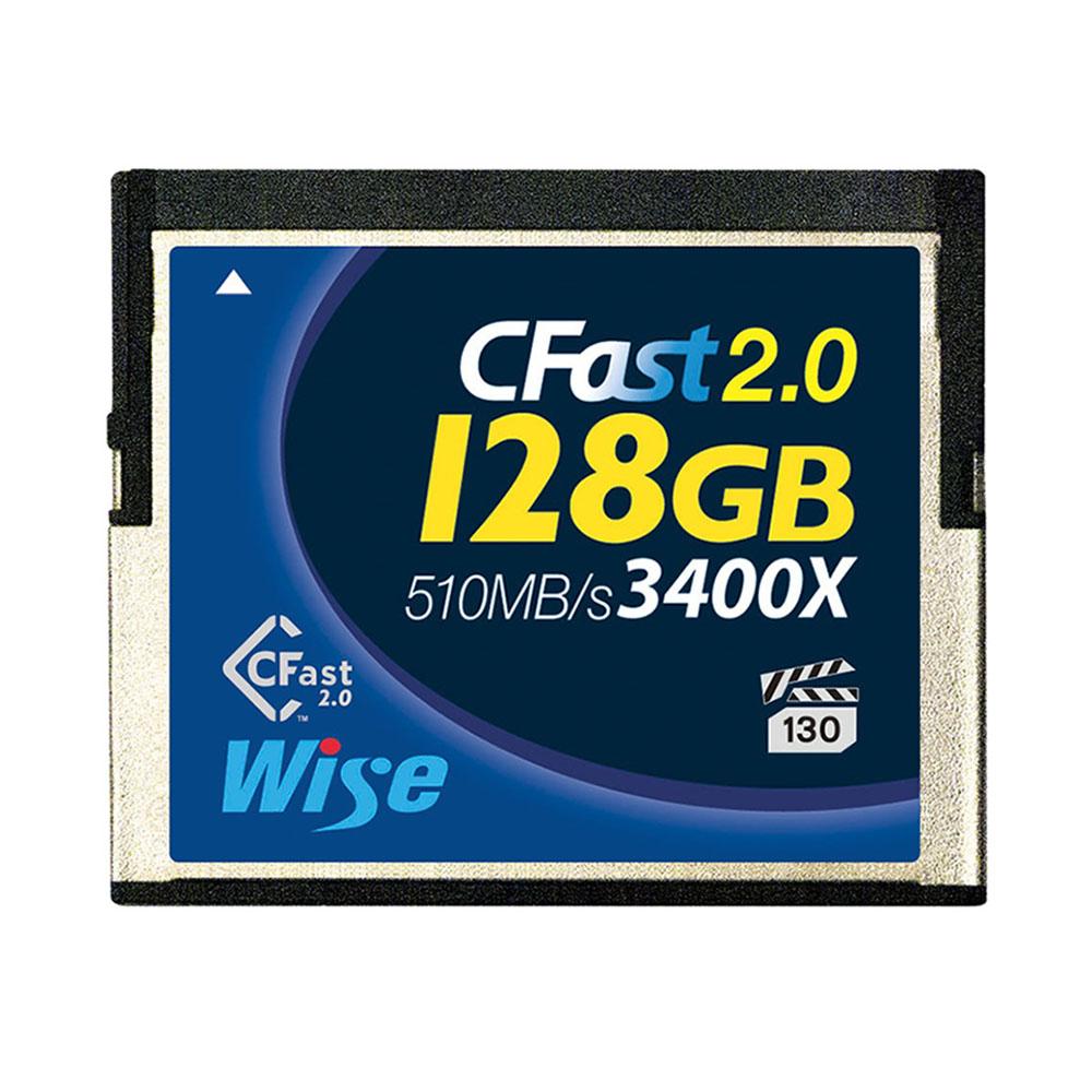 AMULET(アミュレット) Wise CFast 2.0 メモリーカード 128GB AMU-WA-CFA-1280