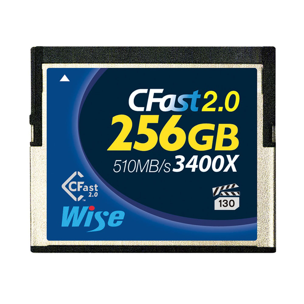 AMULET(アミュレット) Wise CFast 2.0 メモリーカード 256GB AMU-WA-CFA-2560