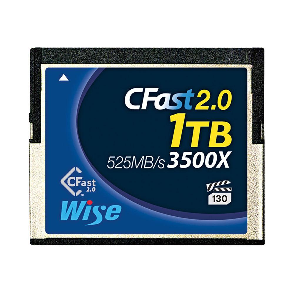 AMULET(アミュレット) Wise CFast 2.0 メモリーカード 1TB AMU-WA-CFA-10240