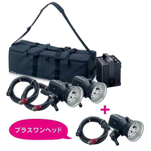 SUNSTAR STROBO(サンスターストロボ) E043 1台2灯セット+ヘッド1灯/ポイント5倍