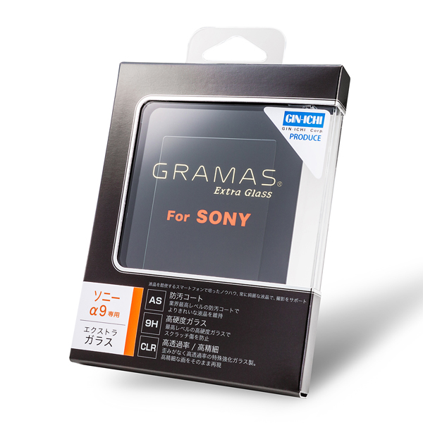 GRAMAS(グラマス) Extra Glass  DCG-SO06 (SONY α9用)