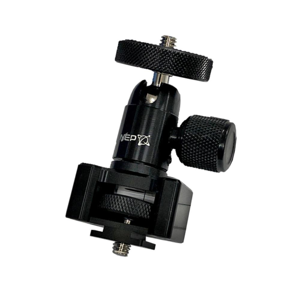 NEP(エイヌ・イー・ピー) スライド・ネジ両タイプカメラシュー BALLHEAD-SN2A