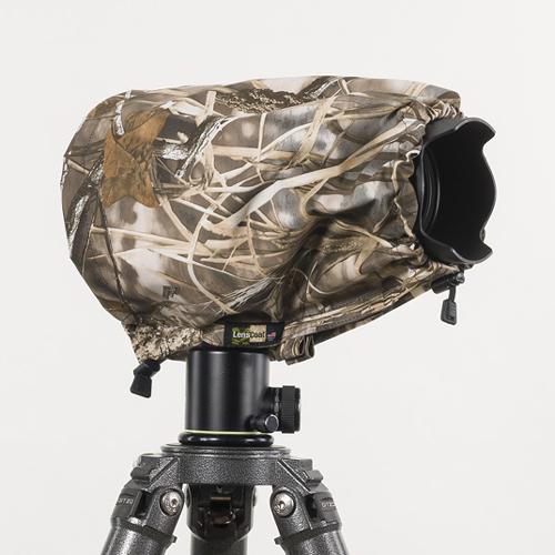 LensCoat(レンズコート) レインスリーブ S リアルツリーMax4