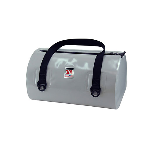 MAD WATER(マッドウォーター)  Waterproof USA Duffle 30L クールグレー